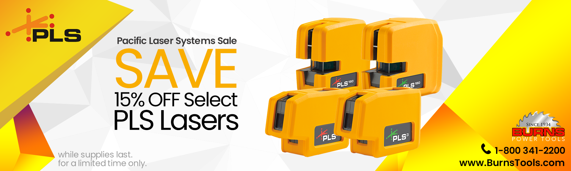 Pacific Laser Systems Sale