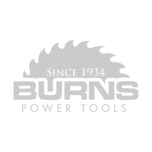 "Mirka 916GV48 6"" Abranet Grip Faced Vacuum Backup Pad, 5/16-24"