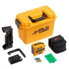 PLS 6G 5009489 Cross Line/Point Green Laser Kit