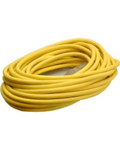 Coleman Cable 01688 50' 12/3 Polar Solar Sjeow Cord, 50 ft, 12 AWG, Yellow