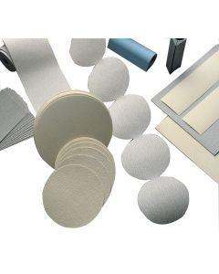 "Mirka 02-314-120 CaratFlex 5"" 120 Grit Silicon Carbide PSA Linkrol Disc, 100 Pack"