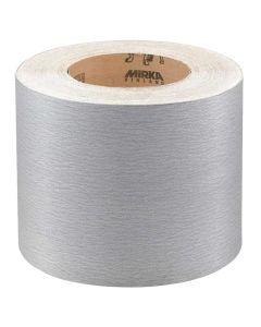 "Mirka 02-560-320 CaratFlex 2.5"" x 70"" 320 Grit Silicon Carbide PSA Roll, 10 Pack"