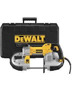 DeWalt DWM120K Deep Cut Portable Band Saw Kit, 10 Amp