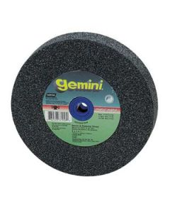 """7660788245 Bench Straight Type 1 Grinding Wheel, 6"""" x 3/4"""" x 1"""", A36 Grit"""