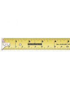 Rockler 12275 25' Center Point Tape Measure