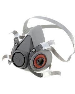 3M 6200 Half Mask Respirator Medium