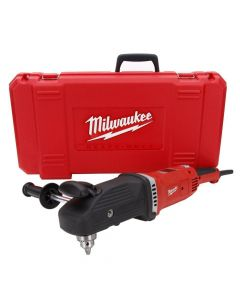 """Milwaukee 1680-21 Corded 1/2"""" Super Hawg with Carrying Case, 13 Amp"""