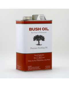 Bush Oil - 1/2 Gallon
