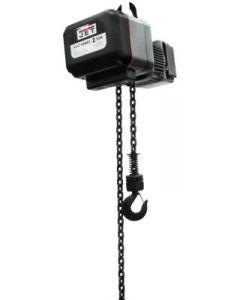 JET 180210 VOLT 2T Elec Hoist 1PH/3PH 230V 10' Lift