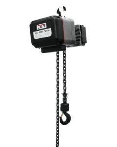 JET 180230 VOLT 3T Elec Hoist 1PH/3PH 230V 20' Lift