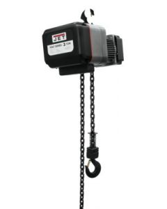 JET 180310 VOLT 3T Elec Hoist 1PH/3PH 230V 10' Lift