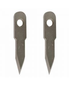 Big Horn 19338 Adjustable Hole Saw Replacement Blades, 2 Pack