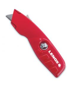 Lenox 20368BLUNT50D Self Retracting Safety Utility Knife Blades, 50/Pack