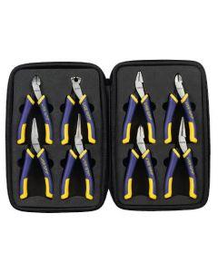 Irwin 2078714 8-Piece Mini Pro Vise Grip Precision Plier Set