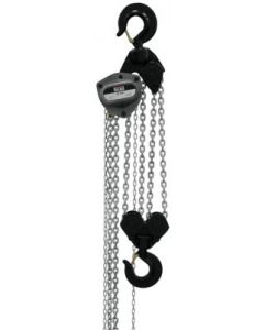 JET 209130 L100-1000WO-30 10 Ton Chain Hoist with OLP and 30' Lift