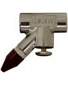 641 Inline Safety Blow Gun with Rubber Tip
