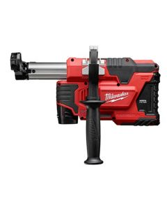 Milwaukee 2306-22 M12 HAMMERVAC SDS Plus Universal Dust Extractor Kit