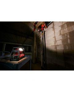 Milwaukee 2360-20 M18 Lithium-Ion Rover LED Dual Power Flood Light, Bare Tool