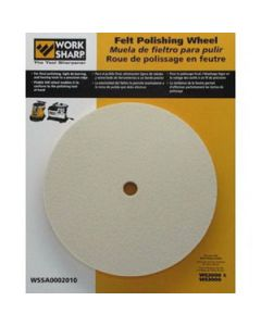 "WSSA0002010 6"" Felt Polishing Kit"