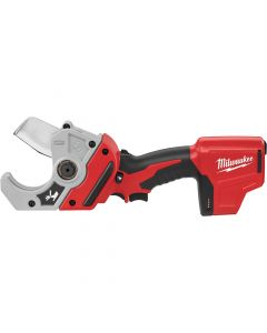 Milwaukee 2470-20 M12 12V Cordless Plastic Pipe Shear, Bare Tool