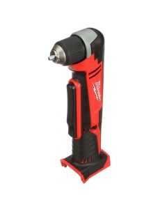 Milwaukee 2615-20 M18 18V Lithium-Ion Cordless Right Angle Drill, Bare Tool