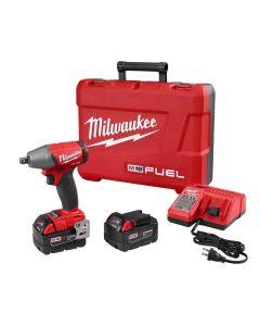 """Milwaukee 2755-22 M18 FUEL Brushless 1/2"""" Impact Wrench Kit"""