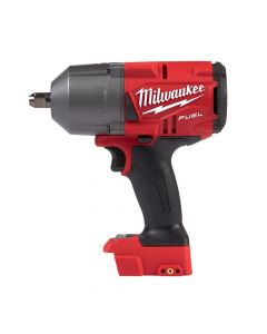 "Milwaukee 2766-20 M18 Fuel 1/2"" High Torque Impact Wrench with Pin Detent, Bare Tool"
