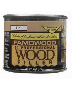 36041116 Famowood Wood Filler, 6 oz, Fir