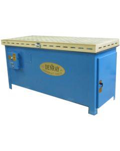 "Denray 2872 Wood Sanding Downdraft Table, 28"" x 72"""