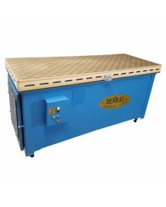 Denray 2872B Downdraft Tables with Cartridge Filtration
