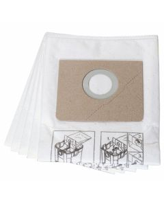 Fein 31345061010 Turbo Fleece Filter Bags for Turbo I, 5 Piece