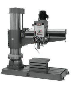 JET 320038 J-1600R Radial Drill Press, 7.5 HP,230/460 Prewired 230V (see 320039 for 460V)
