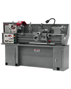 JET 321119 GHB-1340A-TAK, Lathe with Taper Attachment Installed