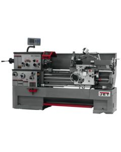 JET 321508 GH-1640ZX Lathe with ACU-RITE 200S DRO and Taper Attachment Installed