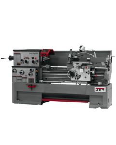 JET 321531 GH1440ZX Lathe with Collet Closer Installed