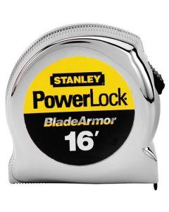 Stanley 33-516 16' PowerLock Tape Measure with BladeArmor