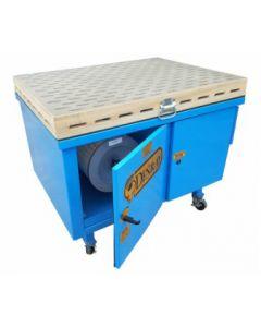 "Denray 3444B Wood Sanding Downdraft Table, 34"" x 44"""
