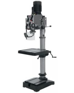 "JET 354020 GHD-20 Drill Press, 1-1/4"" Drilling Capacity, 2HP, 3Ph, 230V Only, 12 Speed"