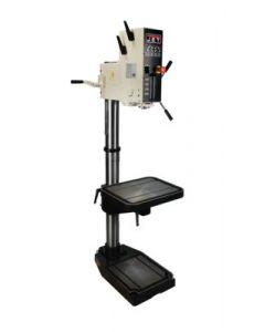 """JET 354034 J-A3008-2 26"""" Gear Head Drill Press, 220V, 3PH"""