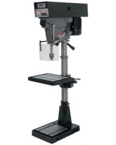 """JET 354500 J-A3816 15"""" 6-Speed Floor Model Drill Press, 1HP, 1PH"""