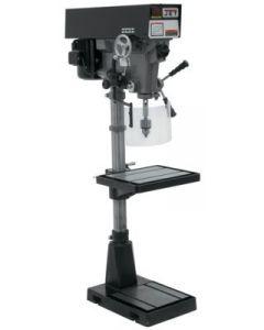"""JET 354551 J-A5818 15"""" Variable Speed Floor Drill Press, 230/460V, 3Ph, 3HP"""