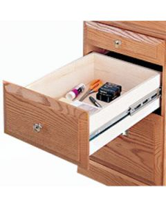 """Accuride Jig-IT 83189 Full Extension Drawer Slide, 10"""" to 28"""""""