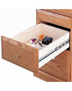 """Accuride 92841 Side Mount Full Extension Drawer Slide 28"""". Series 3832"""