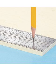 """INCRA Precision Marking Rules - 6"""""""