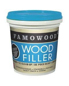 Famowood 40042148 White Pine Water Based Latex Wood Filler, 6 oz