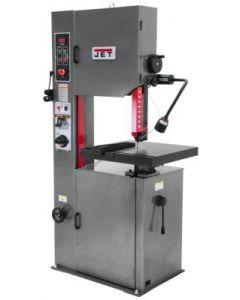 """JET 414483 VBS-1408 14"""" Vertical Bandsaw, 1 HP, 115/230V, 1 Ph"""