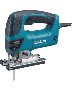 Makita 4350FCT Top Handle Jig Saw with Tool‑Less Blade Change