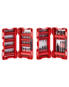 Milwaukee 48-32-4062 Shockwave Impact Duty Driver Bit Set, 74 Piece