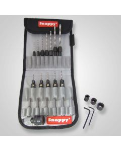 48025 Snappy 25-Piece Quick-Change Drilling Kit
