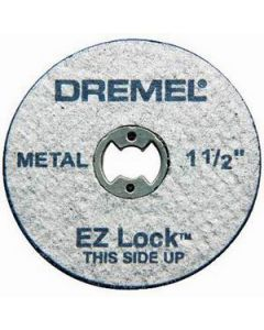 """EZ456B Dremel EZ Lock Cut-Off Wheel, 1-1/2"""""""